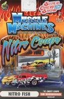 Muscle machines nitro coupes nitro fish model cars 270ef714 2e7c 4a02 a586 a3aa1ffda1a0 medium