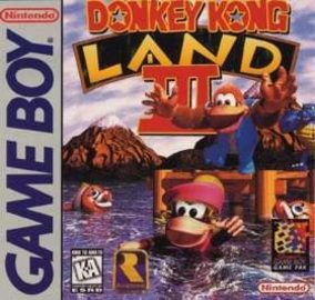 Donkey Kong Land III | Video Games