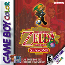 Legend of Zelda: Oracle of Seasons | Video Games