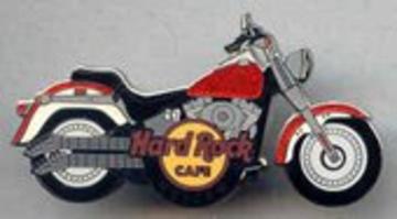 Harley-Davidson Fat Boy Motorcycle   Pins & Badges