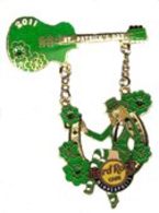 St. Patrick's Day (clone)   Pins & Badges