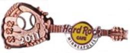 HRC Bronze Baseball Glove    Pins & Badges