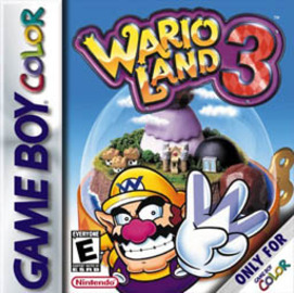 Wario Land 3 | Video Games