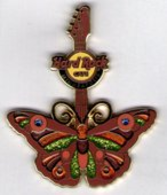 Butterfly Series II   Pins & Badges