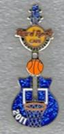 Basketball Slider   Pins & Badges