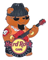 Musician bear series   guitarist pins and badges ed07e80a 7144 4bd3 92ec 9496d1615fbd medium