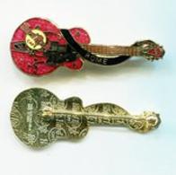 Dead rocker eddie cochran styled gretsch guitar   no box pins and badges 00adb87a ce8e 4d93 b2fe ded5e2d95197 medium