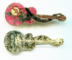 Dead rocker eddie cochran styled gretsch guitar  pins and badges 7b9aa7c9 10a3 4840 beb4 a0cb3112780e medium