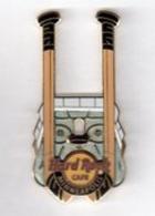 Hockey Stick Slider Guitar   Pins & Badges