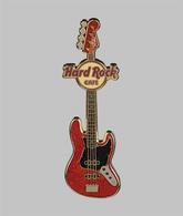 Fender Red Guitar | Pins & Badges