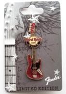 Fender 2011 Guitar Series | Pins & Badges