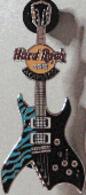 Vertical Fantasy Guitar | Pins & Badges
