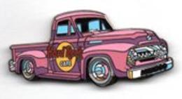 Two toned pink pickup truck w%252fyellow logo %252fvariation   pins and badges 9b5c059c e406 4589 b8e9 b2c27b4af357 medium