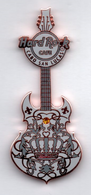 Rock Couture Guitar 2011 (Clone) | Pins & Badges