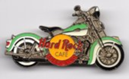 Green and White Motorcycle/PROTOTYPE | Pins & Badges