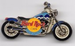 Blue  Motorcycle/PROTOTYPE | Pins & Badges
