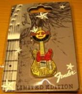 Fender Guitar Series  | Pins & Badges