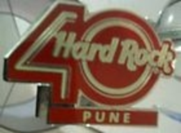40th Anniversary Logo   Pins & Badges