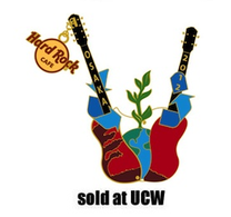 Ucw   save the planet   red doubleneck pins and badges 38e6776c d5c4 4c9d ad57 f90a4f5d79ca medium