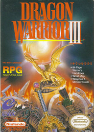 Dragon Warrior III | Video Games