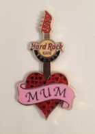 2012 Mothers Day guitar pin. | Pins & Badges