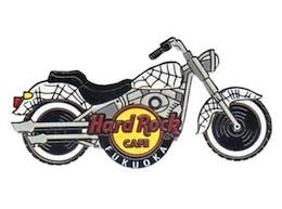 Starter Pin #4 - Spider Web Motorcycle | Pins & Badges