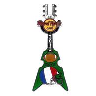 Super bowl xlvii helmet guitar series pins and badges 9da6dc88 1672 407c 87fd 55fceea613cd medium
