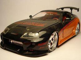 Jada toys import racers toyota supra model cars 6572dc23 b5e6 4001 8049 3a229c3ad6b8 medium