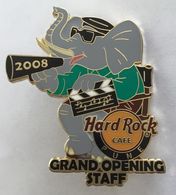 Grand Opening Staff - Elephant Director    Pins & Badges