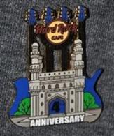 4th Anniversary Guitar | Pins & Badges