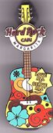 Groovy Mantra Guitar | Pins & Badges