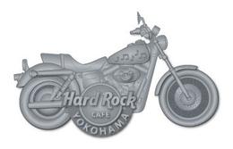 3D Motorcycle | Pins & Badges