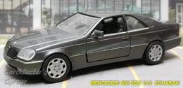 Mercedes-Benz S-Class Coupe C140 | Model Cars