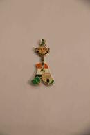 India Puzzle Pin (5 of 5) | Pins & Badges