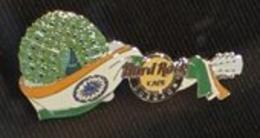 Peacock Flag Guitar | Pins & Badges