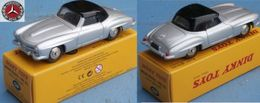 Dinky matchbox mercedes benz 190 sl model cars 8a0db899 8a19 492e b05a 2bedb55b4565 medium