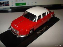 Tatra 603-1 | Model Cars