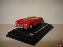 Mercedes-Benz 300SL Roadster | Model Cars