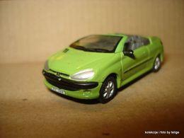 Peugeot 206 cc | Model Cars