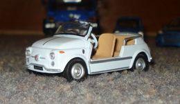 Fiat 500 Jolly | Model Cars