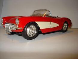Chevrolet Corvette 1957 | Model Cars
