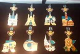 India Monument Set (1 of 8) | Pins & Badges