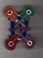 Guitar pin collectors society   4th anniversary   silver   mesh  pins and badges 0b576e4a 6d08 42bb 862f b8aaee0b13d4 medium