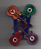 Guitar pin collectors society   4th anniversary   black antique   mesh  pins and badges 06984800 03ad 4fc8 bd57 087dbadfe2fb medium