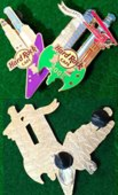 Prototype   pivot guitars   purple tower and green airport pin  pins and badges 5fec3f79 4bca 41d6 9afe cb82ac025f1f medium
