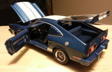 1976 Ford Mustang II Cobra II | Model Cars