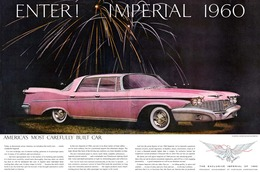 Enter! Imperial 1960 | Print Ads