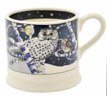 Owls At Night Baby Mug - Emma Bridgewater | Ceramics | Owls at Night Small Mug