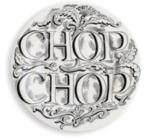 "Feasting Chomp Chomp 8 1/2"" Plate - Emma Bridgewater | Ceramics | Chomp Chomp Feasting Plate"