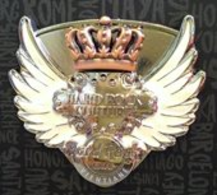3-D Couture Wing Pick - Ciouture Guitar Series pin | Pins & Badges